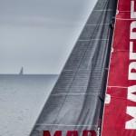 2014-15, Brazil, Itajai, Volvo Ocean Race, arrivals, aerial, MAPFRE