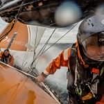 2014-15, Leg5, OBR, ONBOARD, TEAM ALVIMEDICA, VOR, Volvo Ocean Race, Nick Dana, Dave Swete, GoPro, wet, splash