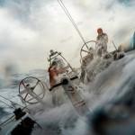 2014-15, Leg5, OBR, ONBOARD, TEAM ALVIMEDICA, VOR, Volvo Ocean Race, GoPro, Stu Bannatyne, wet, splash