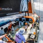 2014-15, Leg6, OBR, ONBOARD, TEAM ALVIMEDICA, VOR, Volvo Ocean Race, Seb Marsset, speed