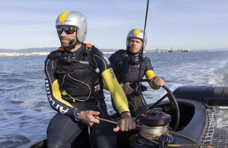 America's Cup, Artemis Racing, Multihull, SWE, San Francisco, foiling, sailing
