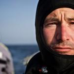 Volvo Ocean Race, VOR, 2014-15, onboard, OBR, Leg7, Team Brunel, face, start