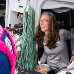 2014-15, Leg 7, Libby Greenhalgh, OBR, Team SCA, VOR, Volvo Ocean Race, onboard, position report, hatch, food, life on board