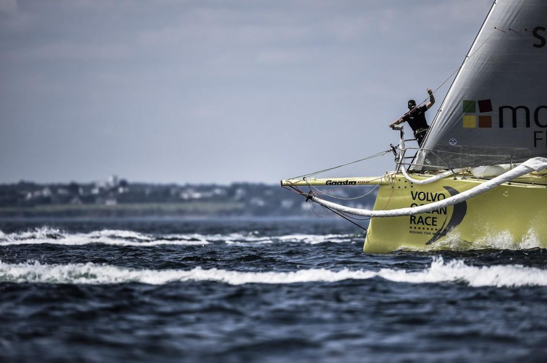 2014-15, VOR, Volvo Ocean Race, Inport, Lorient, Team Brunel