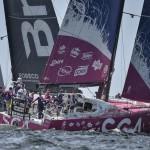 2014-15, VOR, Volvo Ocean Race, Inport, Lorient, Team SCA, Team Brunel