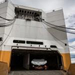 2014-15, VO65, VOR, Volvo Ocean Race, Persico, Italy, Team Vestas Wind, rebuild, delivery, ship