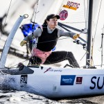 Nacra 17, SUI - Switzerland Matias Bühler Skipper Nathalie Brugger Crew, TEST EVENT 2015 - AQUECE RIO INTERNATIONAL REGATTA