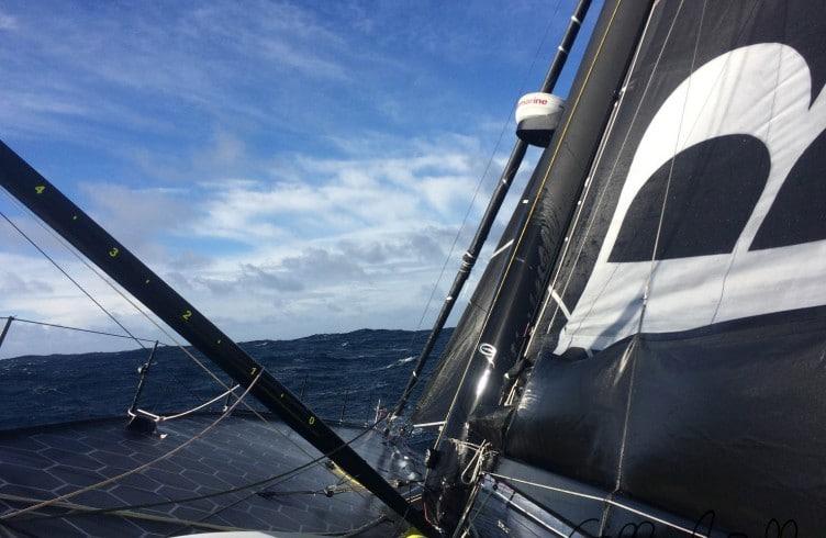 octobre, embarque, transatlantique, voile, classe, mer, atlantique, skipper, concurrent