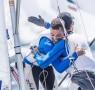 470, 470 M, 470 Men FRA FRA-27 4 Sofian Bouvet Jeremie Mion, 470 europeans, Olympic, Sailing