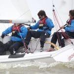 Day 1, Delta Lloyd, Delta Lloyd Regatta, Europe, Medemblik, Netherlands, Olympic, Olympic classes, Sonar