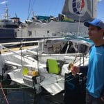 large, race, voile, offshore, photographes skippers, tour du monde, ambiances, course
