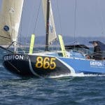 05-2017, LA TRINITE SUR MER, FRANCE, monocoque, monohull, OUTSIDE, BRITANNY, MINI, CLASS MINI, MINI EN MAI, 865, GRIFFON.FR, Lipinski, Ian, Proto, Raison