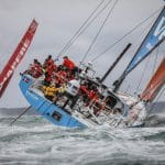 2017-18, Around the Island Race, Kind of picture, Leg Zero, Live, Pre-race, Vestas 11th Hour Racing