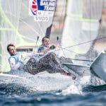 2017, 49er, Clube de Vela Atlantico, Day 4, Europe, FRA 144, Inshore Races, Photographers, Porto, Portugal, Sailing, © Maria Muina I Sailingshots.es