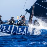 Calvi, Corsica, Extreme sailing, Fastest boats, GC32, GC32 Orezza Corsica Cup, GC32 Racing Tour, REALTEAM, catamaran, foiling, foiling catamaran, one design yacht, sailing, speed, yachting