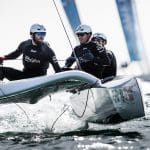 Water Sport, Sailing, Diam24, Multihull, Oman, 2018 EFG Sailing Arabia The Tour, Salalah, DB Schenker