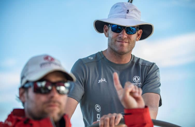 Leg 8,Skipper,portrait,Charles Caudrelier,Dongfeng,2017-18,on-board,Teams,Leg,Kind of picture
