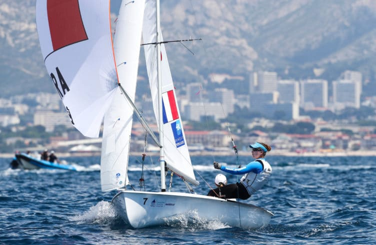 470 WOMEN, Classes, Olympic Sailing, Sailing Energy, World Cup Series Marseille, World Sailing